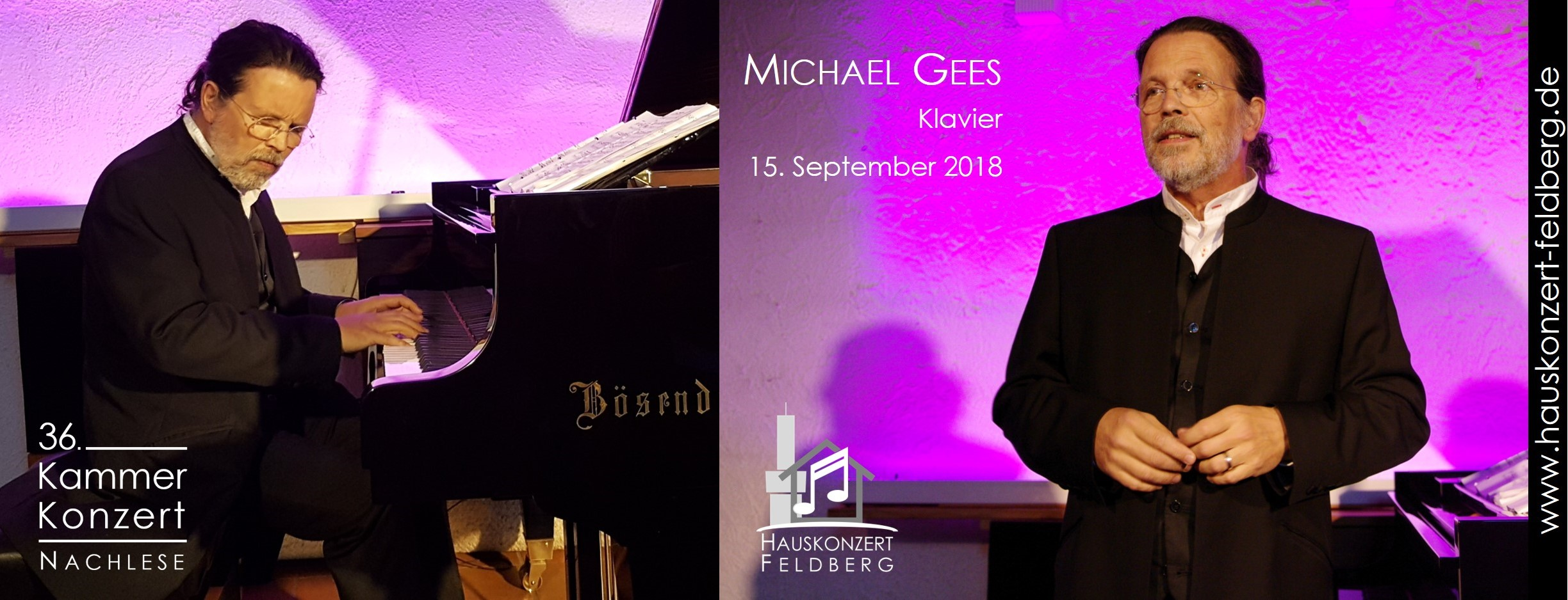Michael Gees Nachlese 36